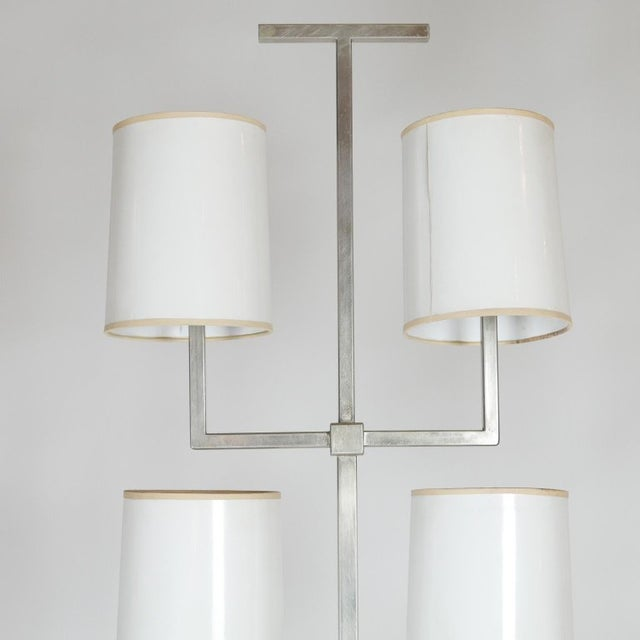 Very Rare Limited Production Tommi Parzinger Floor Lamp for Lightolier For Sale - Image 9 of 12