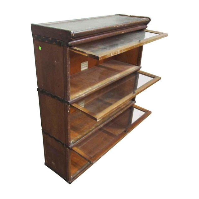 Traditional The Interchangeable Barrister Bookcase For Sale - Image 3 of 10