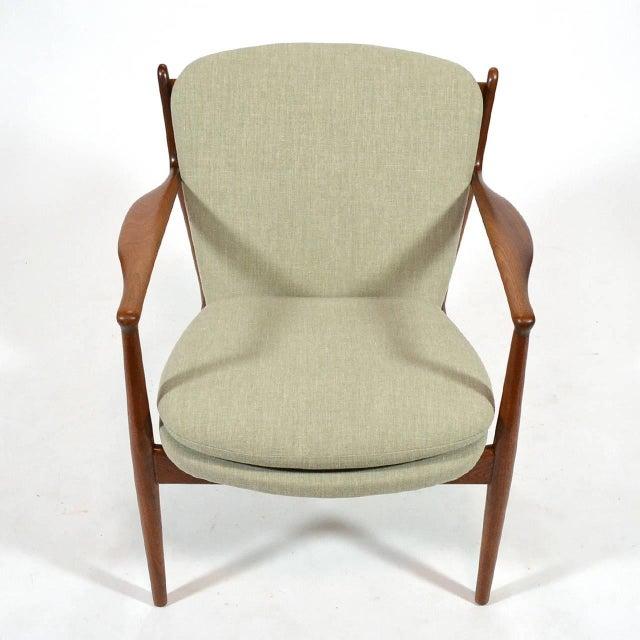 Finn Juhl Delegates Chair For Sale - Image 9 of 11