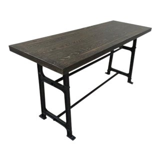 Industrial Four Hands Alistair Counter Table For Sale