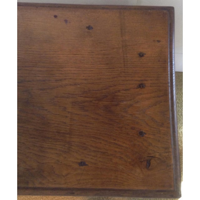 19th Century 19th C. American Table / Bench For Sale - Image 5 of 7