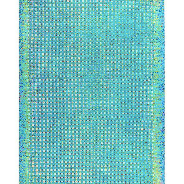 Abstract Attuned, 2017, Mixed media on paper by Diane Ayott For Sale - Image 3 of 3