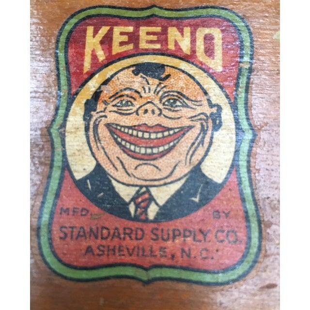 1938 Keeno Star Reversible Gaming Board - Image 6 of 10