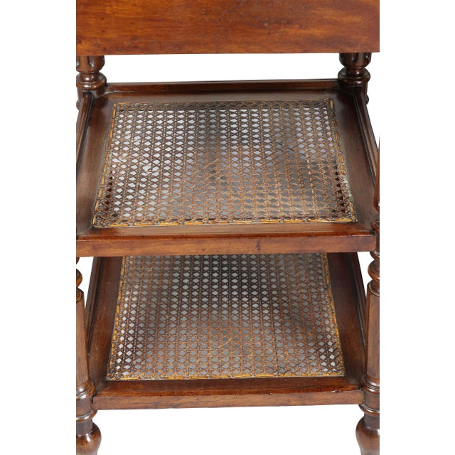 Matching Charles X Mahogany End Tables - a Pair For Sale In Boston - Image 6 of 12