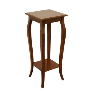 Late 20th Century Vintage The Bombay Company Accent Table For Sale