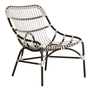 Coronado Stackable Lounge, River Rock - White For Sale