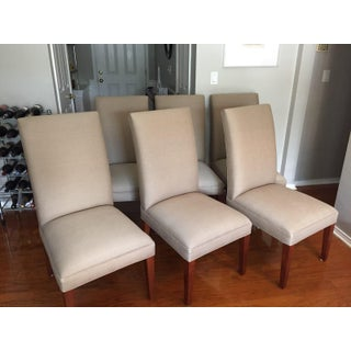Restoration Hardware Dining Room Chairs - Set of 6 Preview