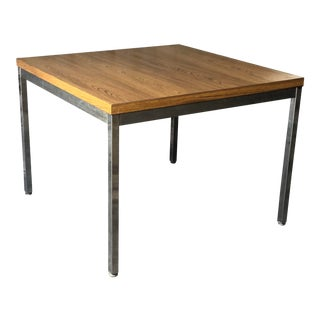 1980s Mid-Century Modern Florence Knoll Occasional Coffee Table For Sale