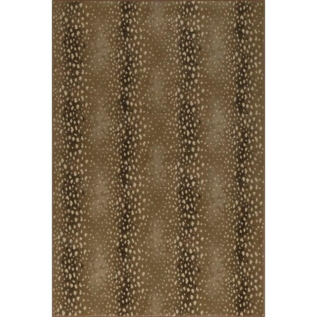 "2010s Stark Studio Rugs Deerfield Sand Rug - 3'11"" X 5'10"" For Sale - Image 5 of 5"