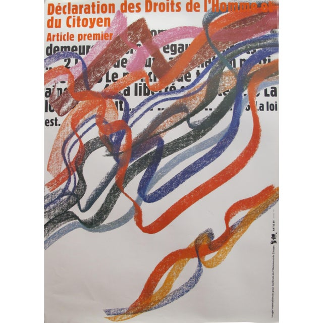 Date: 1989 Size: 23.5 x 33 inches Artist: Monson-Baumgart, Isolde About The Poster: In 1989, to celebrate the bicentennial...