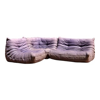Modern Ligne Roset Togo Sofa For Sale