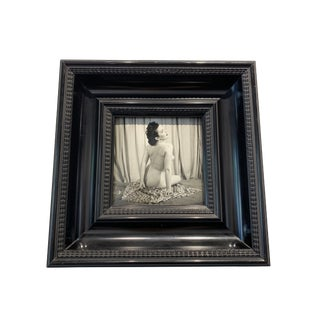 Nude Black and White Framed Photograph For Sale