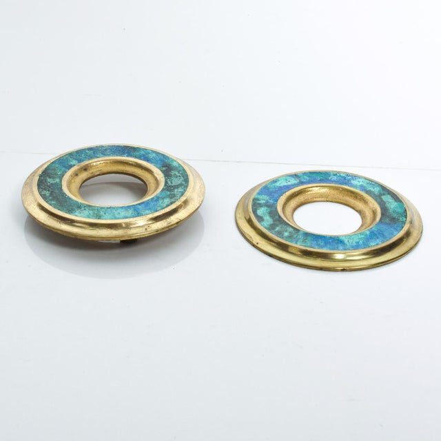 Mid Century Modern Door Ring Pulls by Pepe Mendoza Mexican Modernist For Sale - Image 9 of 9