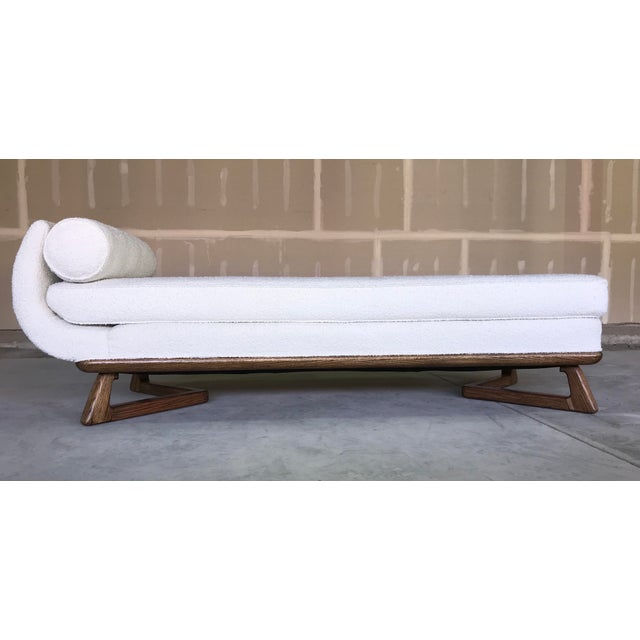 20th Century Mid Century Modern Paul Laszlo for Brown Saltman Sculptural Chaise For Sale - Image 13 of 13