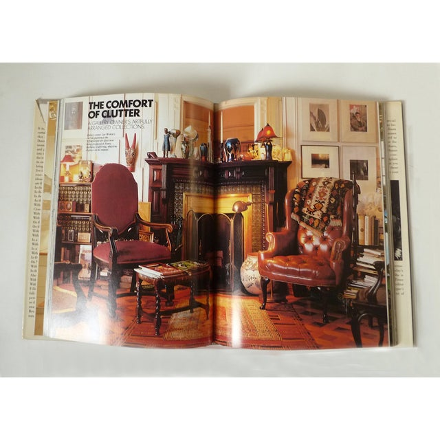 1981 Vintage New York Times Living Well Coffee Table Book - Image 2 of 5