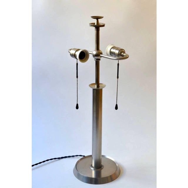 Gold Bag Turgi 1930s Modernist Desk Lamp For Sale - Image 8 of 10