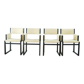 Camerich Emily Upholstered Dining Chairs - Set of 4 For Sale