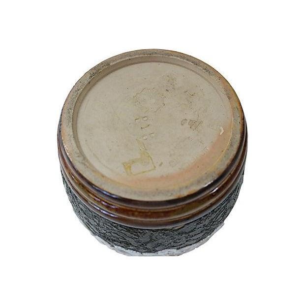 Antique Doulton Lambeth Tobacco Jar - Image 4 of 4