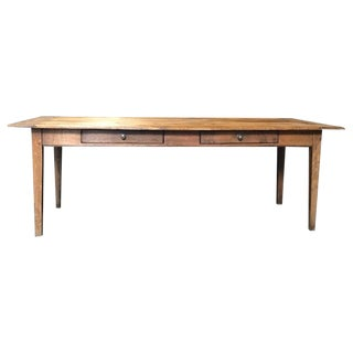 French Country Farmhouse Table From Provence For Sale