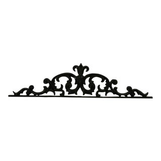 Cast Iron Architectural Fragment