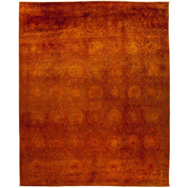 "Leon, Vibrance Area Rug - 9' 1"" X 11' 5"" For Sale"