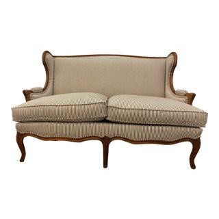 Louis XV Style Settee For Sale