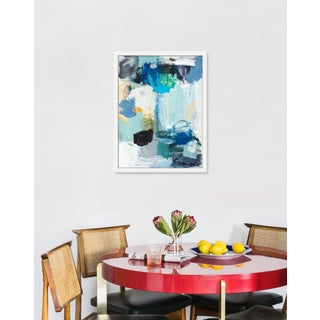 "Medium ""Winter Retreat"" Print by Lesley Grainger, 19"" X 27"" Preview"