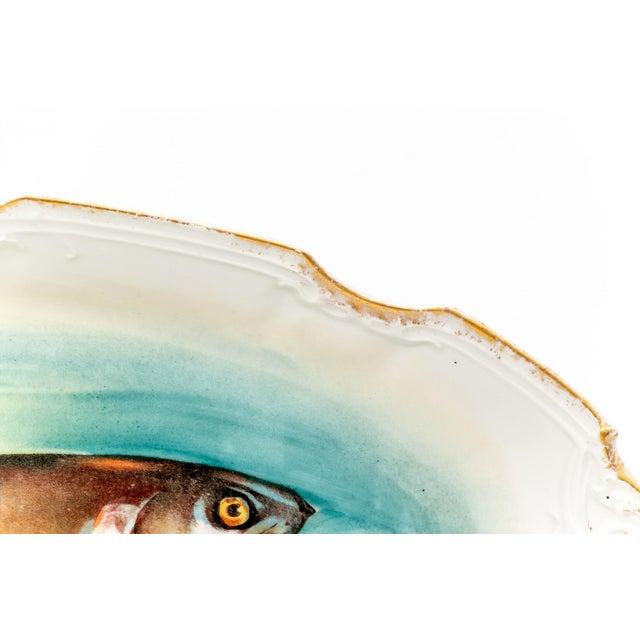 Late 18th Century Antique Limoges Fish Motif Serving Set - 13 Pieces For Sale - Image 9 of 11