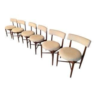Early 20th Century G Plan Dining Chairs - Set of 6 For Sale