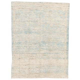 """21st Century Modern Transitional Rug, 7'6"""" X 10'3"""" For Sale"""
