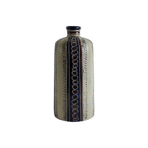 1950's West German Ceramic Bottle - Image 3 of 4