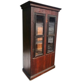 19th Century Federal Coat Armoire Cabinet Preview