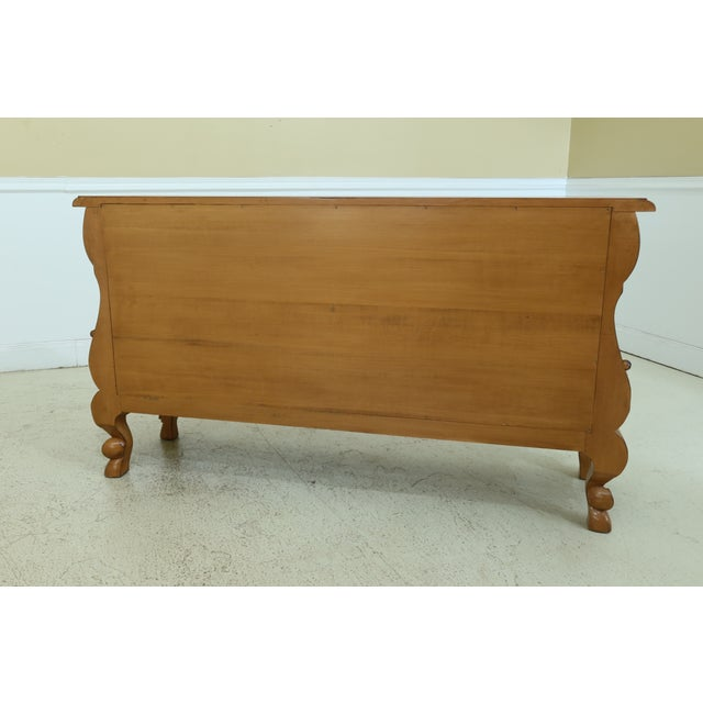 French Baroque Style 6 Drawer Dresser For Sale - Image 9 of 11