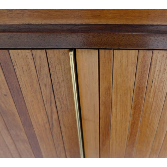 Tambour Front Cabinet by Edward Wormley - Image 10 of 11