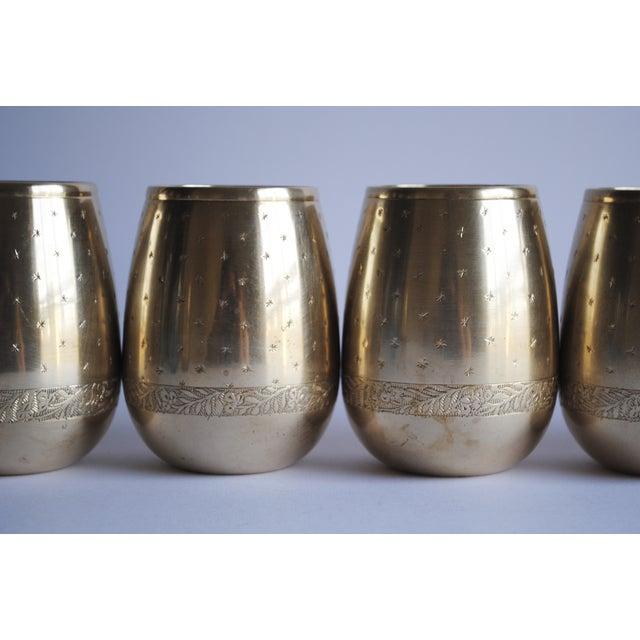 Vintage Brass Punch Set - Image 5 of 5