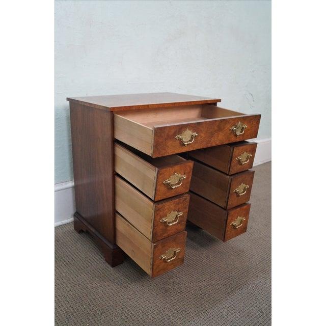 Baker George II English Style Knee Hole Desk - Image 6 of 10