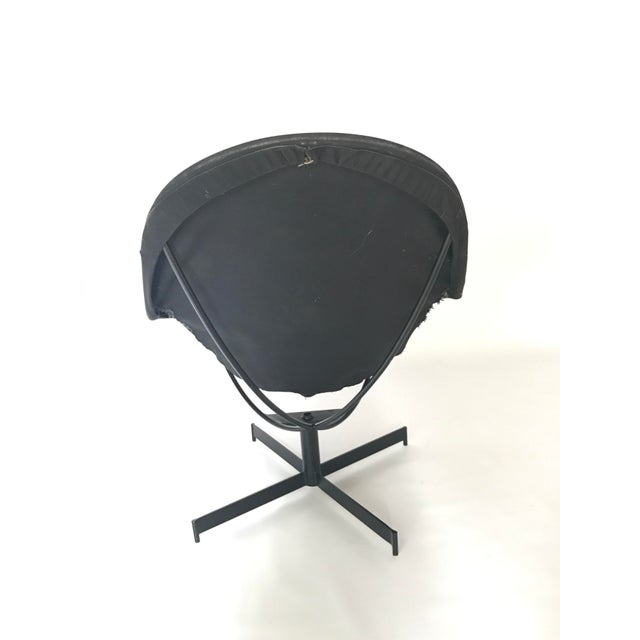 Katavolos for Leathercrafters Swivel Sling Chair - Image 3 of 6