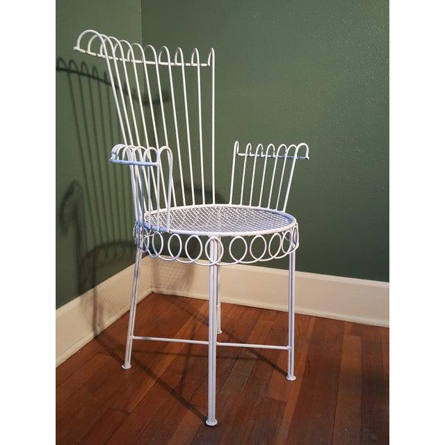 Iron Armchairs by Mathieu Mategot Model Cap d'Ail - A Pair - Image 3 of 11