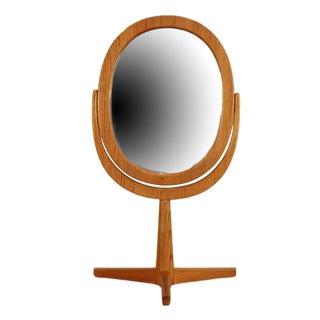Mid 20th Century Hans Agne Jakobsson Table Mirror For Sale