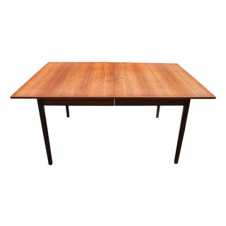 Mid-Century Teak Extension Dining Table