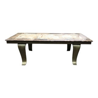 Muller Onyx Coffee Table For Sale