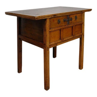 Antique Chinese Ming Style Console Table/Sideboard For Sale