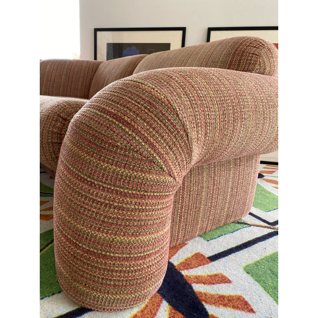 1980s High Style Sofa For Sale - Image 10 of 11