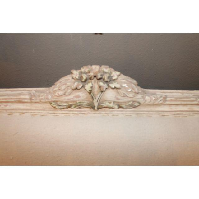 Louis XV French Settee For Sale - Image 4 of 4