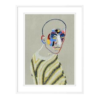 Marni AW19 by Robson Stannard in White Frame, Medium Art Print For Sale
