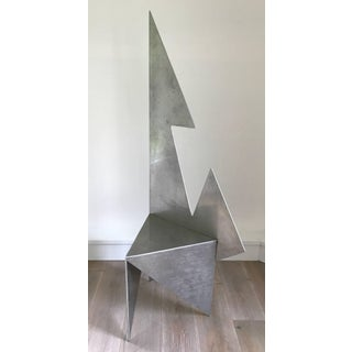 Geometric Steel Side Chair Preview