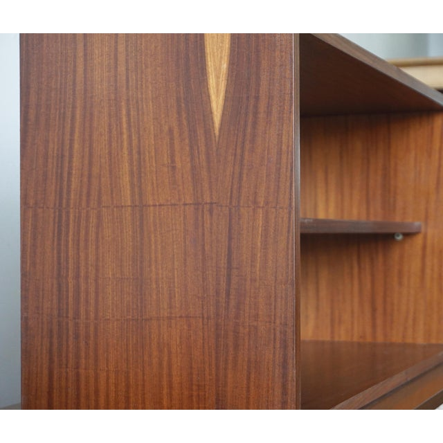 Mid-Century Wall Cabinet For Sale - Image 4 of 7