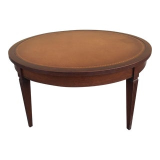Vintage Round Coffee Table
