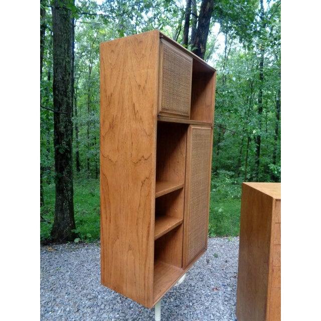 Mid 20th Century Jack Cartwright for Founders Wall Cabinet For Sale - Image 5 of 13