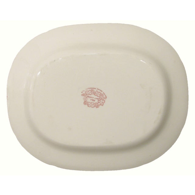 Royal Staffordshire Platter & Tureen S/2 For Sale In Tulsa - Image 6 of 7